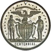 Dollar - Washington Grant – avers