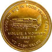 Mollie's Restaurant (Klamath falls, Or.) – avers
