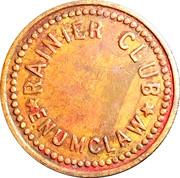 Rainier Club (Enumclaw, Wa.) – avers