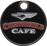 Jeton de chariot - Chesterfield café – avers