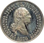 Dollar - George Hampden Lovett = Battle of Moore's Creek Bridge – avers