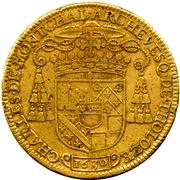 Archevêché de Toulouse - Charles de Montchal – avers