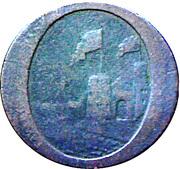 ½ Penny (R.W.ENNISCORTHY) – avers