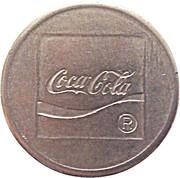 Coke Token – revers