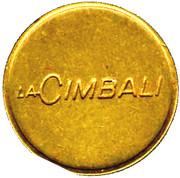 LA-CIMBALI – avers