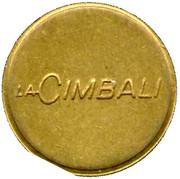 LA-CIMBALI – revers