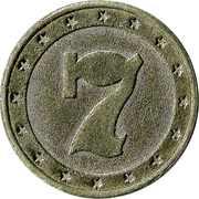 7 (type 2) – avers