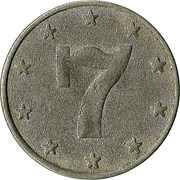 7 (type 3) – avers