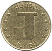Token - Jumbo – avers