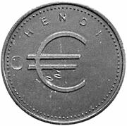 Jeton - Hendi – avers