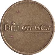Vending Machine Token - Drinkmaster – avers