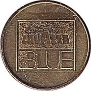 Vending Machine Token - Lavazza Blue – revers