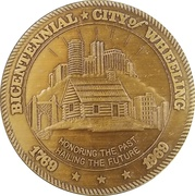 Token - City of Wheeling – avers