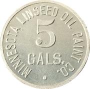 5 Gal - Minnesota Linseed Oil Paint Co. – revers