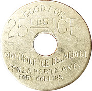 25 Lbs Ice - Riverside Ice Delivery Co. – avers