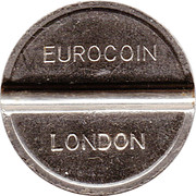 Eurocoin/London (Fairplay) – avers