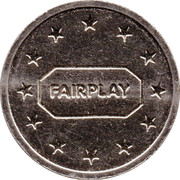 Eurocoin/London (Fairplay) – revers