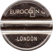 Eurocoin/London (TF) – avers