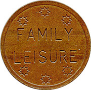 Eurocoin/London (Family Leisure) – revers