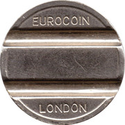 Eurocoin/London (Camsports Ltd) – avers