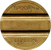 Eurocoin/London (2 Grooves) – avers