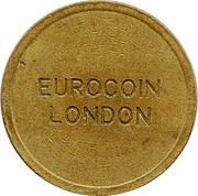 Eurocoin/London (2 Grooves) – revers