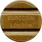 Eurocoin/London (Maggi Coniature/2 Grooves) – revers