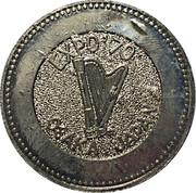 Irish Pavilion Medal – revers