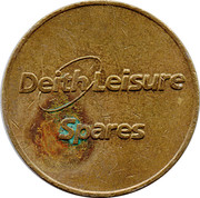 10 Pence - Deith Leisure Spares – avers