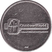 Token - Outdoor World – avers