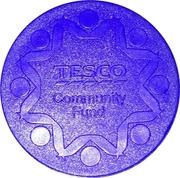 Tesco Community Fund – revers