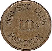 10 Cents BANGKOK – avers