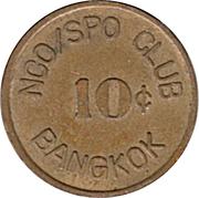 10 Cents BANGKOK – revers