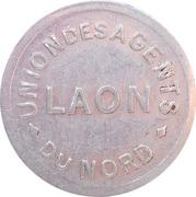 0,500 kg - Union des agents du Nord - Laon (02) – avers