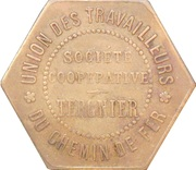 2,5 Kilos Société Coopérative de Tergnier [02] – avers
