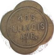 5 Dollars - 405 Illinois Ave – avers