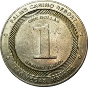Palms Casino (Las Vegas, Nevada) – revers