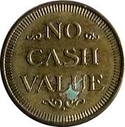 Token - No Cash Value (Circles) – revers