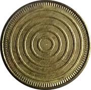 Token - No Cash Value (Circles) – avers