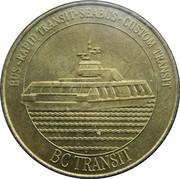 BC Transit - SeaBus – avers