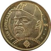 Token - Pinnacle Mint Collection Baseball (John Gonzalez) – avers