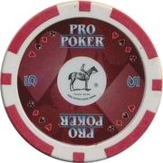 Casino Token - Pro Poker (5) – revers
