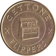 Jukebox Token - Gettone Apparecchi Elettrici (Centromatic, Busto Ar.) – revers