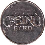 Game Token - Casino Bled – avers