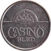 Game Token - Casino Bled – revers