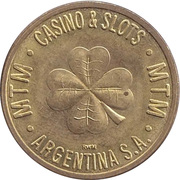 Game Token - MTM Casino & Slots Argentina S.A. – revers