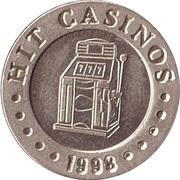 Game Token - Hit Casinos Nova Gorica – revers