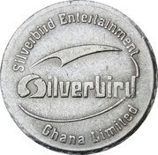Token - Silverbird Entertainment – avers