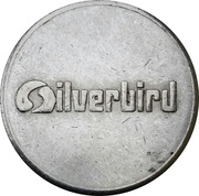 Token - Silverbird Entertainment – revers