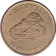 Jeton de stationnement - Duinrell Parkeermunt – avers